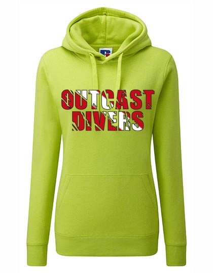 Outcast Hoody ladies